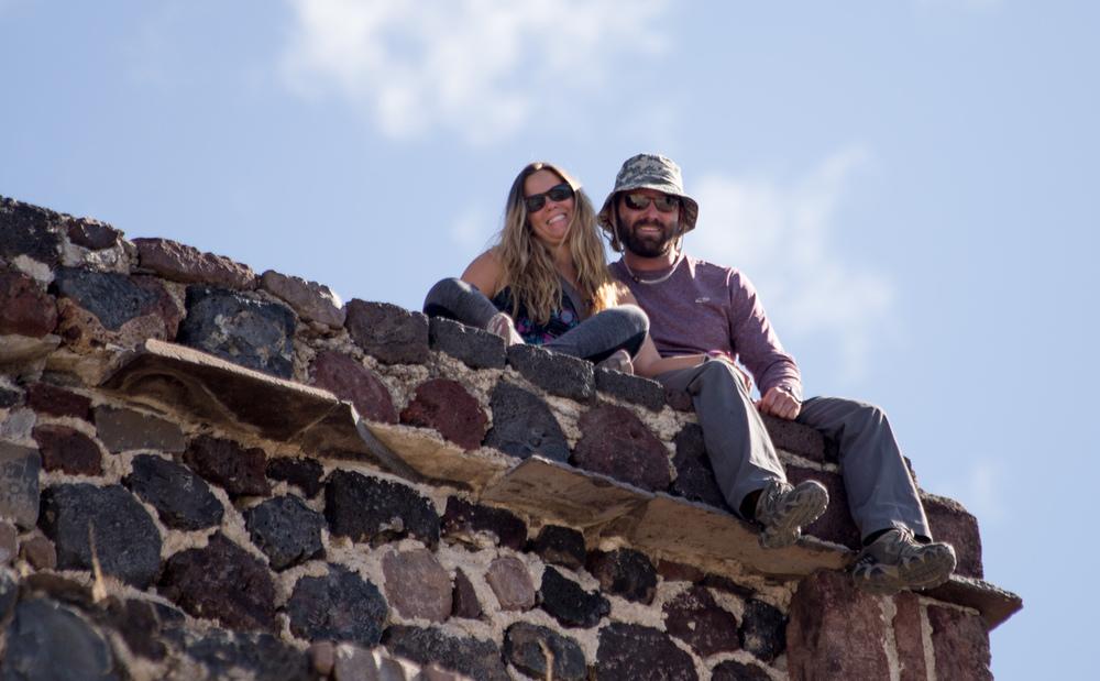 Jenn and Chris