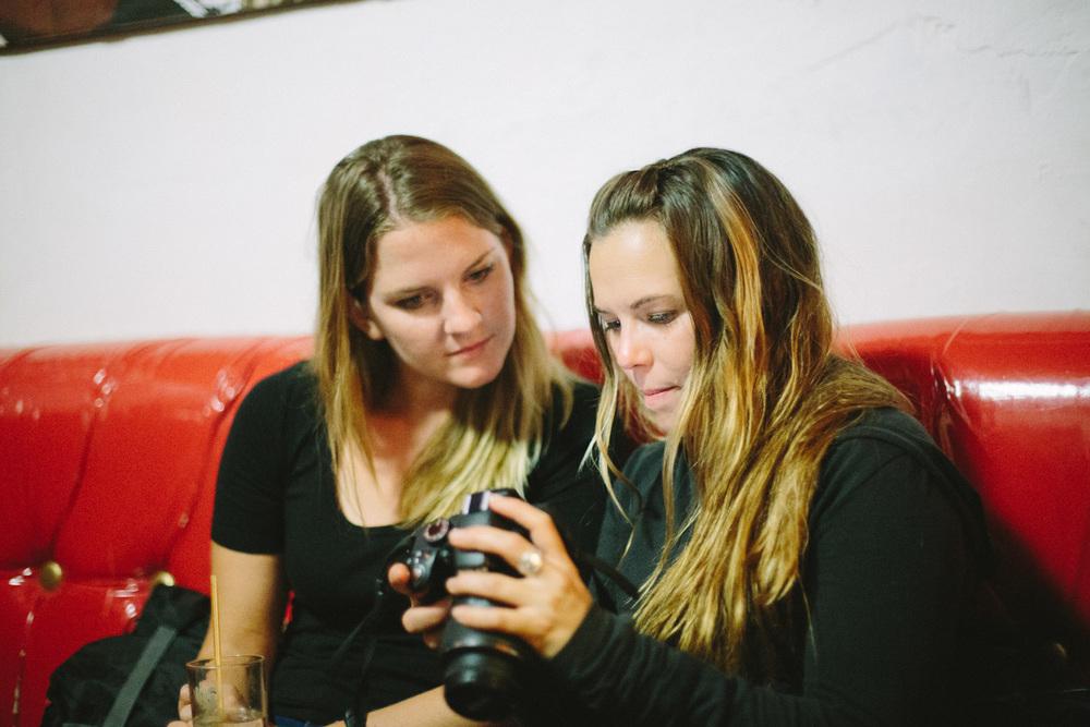 Jenna and Jenn