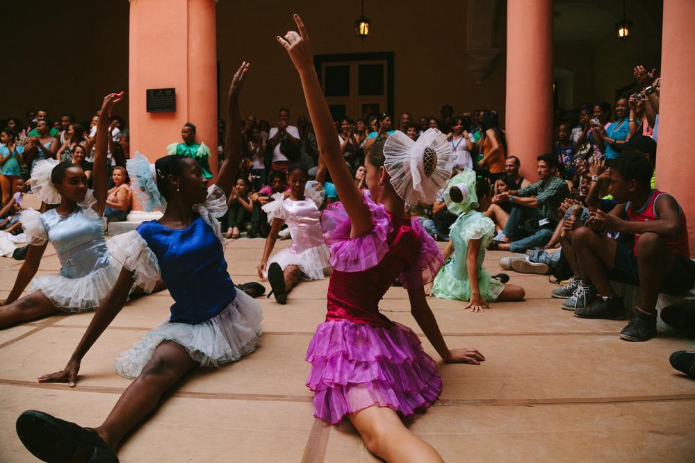 Cuidad en Movimiento 2014 - Festival de Baile, La Habana