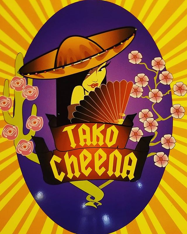 @takocheena! Best I ever had in #Orlando.  #tacos #asianfusion #latenight