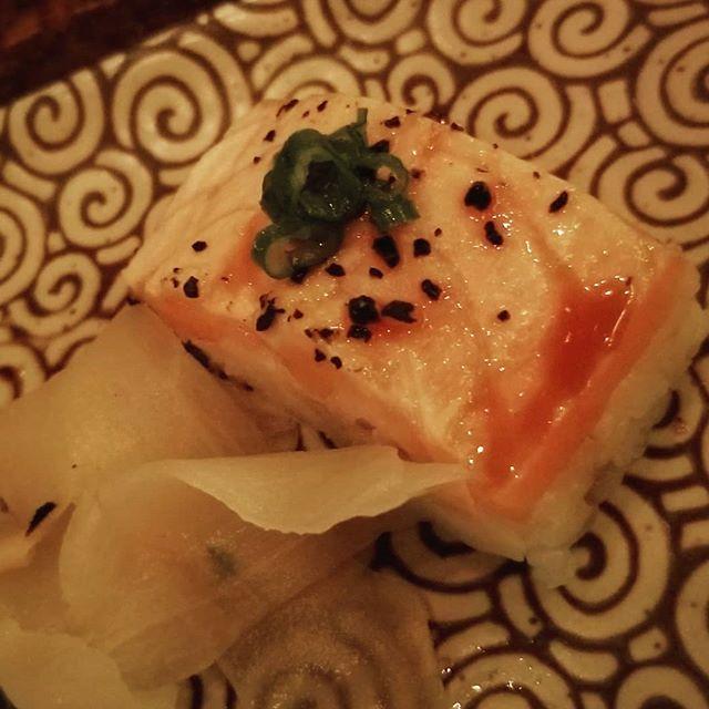 #oshizuchi sushi #kinkatoronto #kinkaizakaya #kinka #konkaizakayato #freedessert