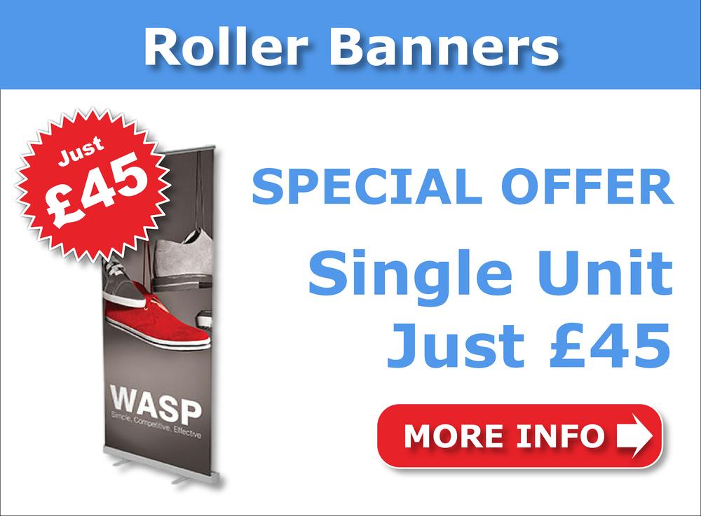 Cheap Roller Banners