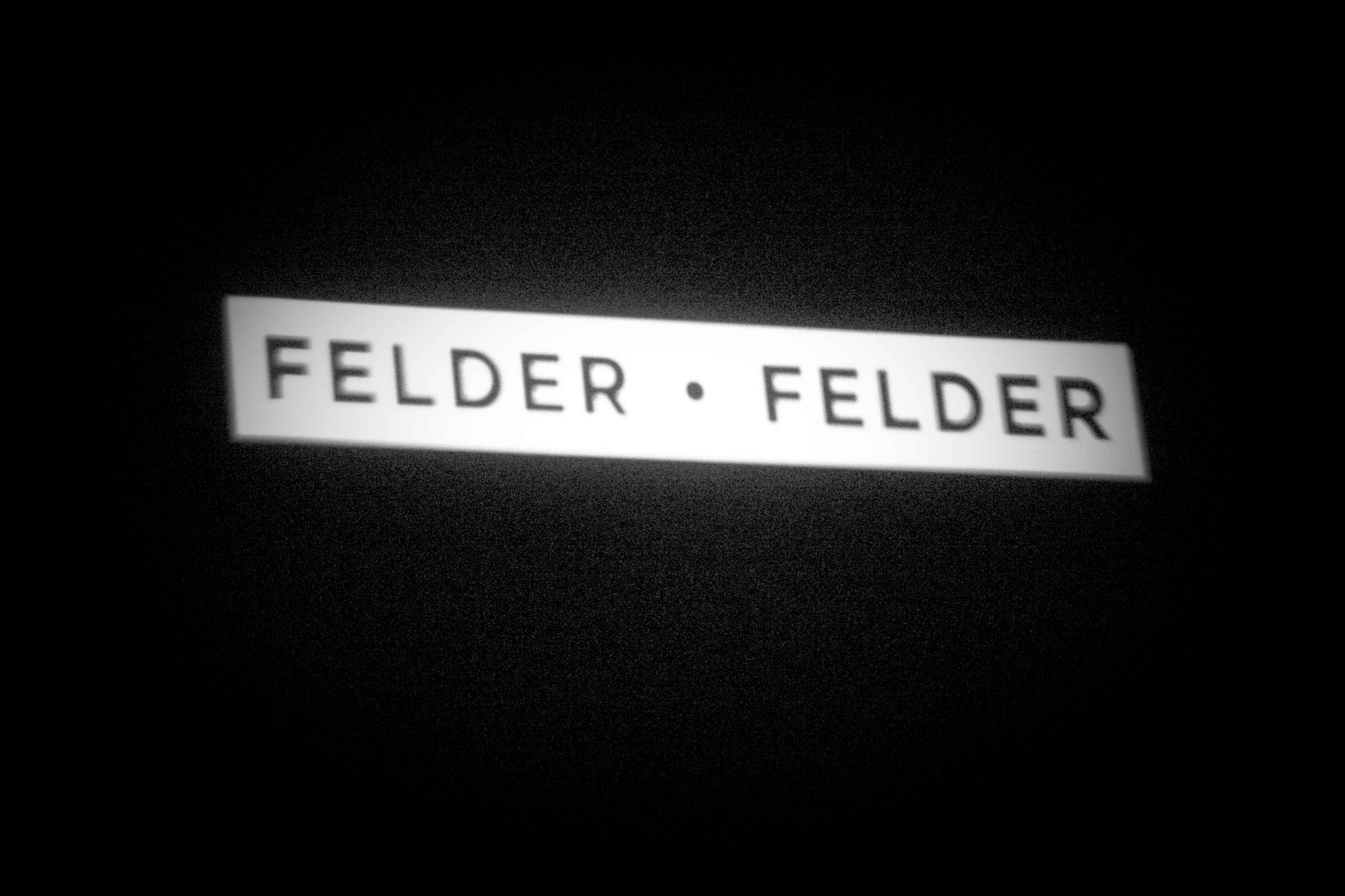 FELDER FELDER LFW SS/10