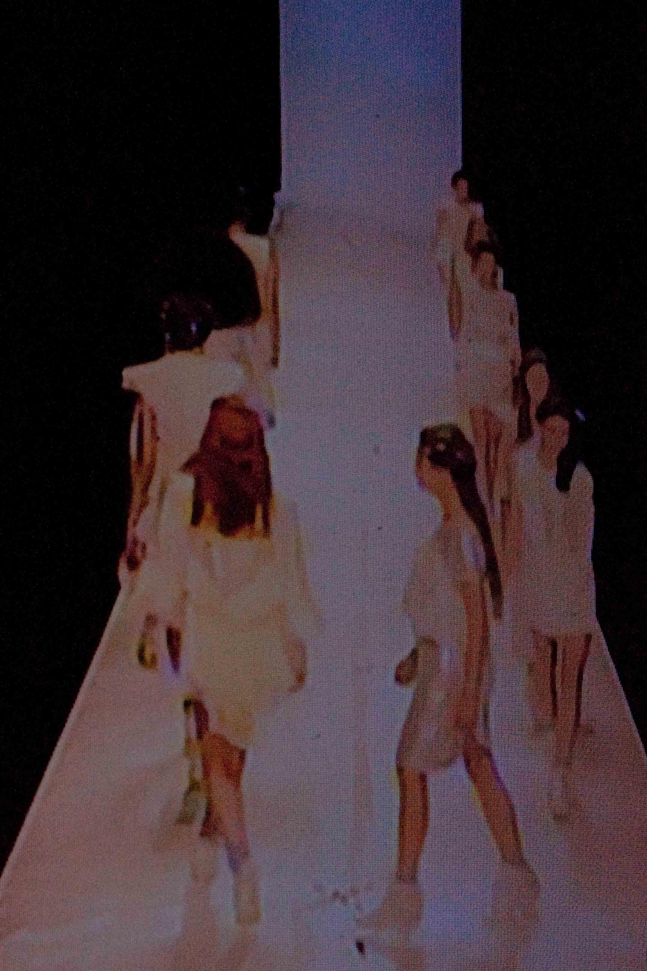 eun jeong ss/10 backstage