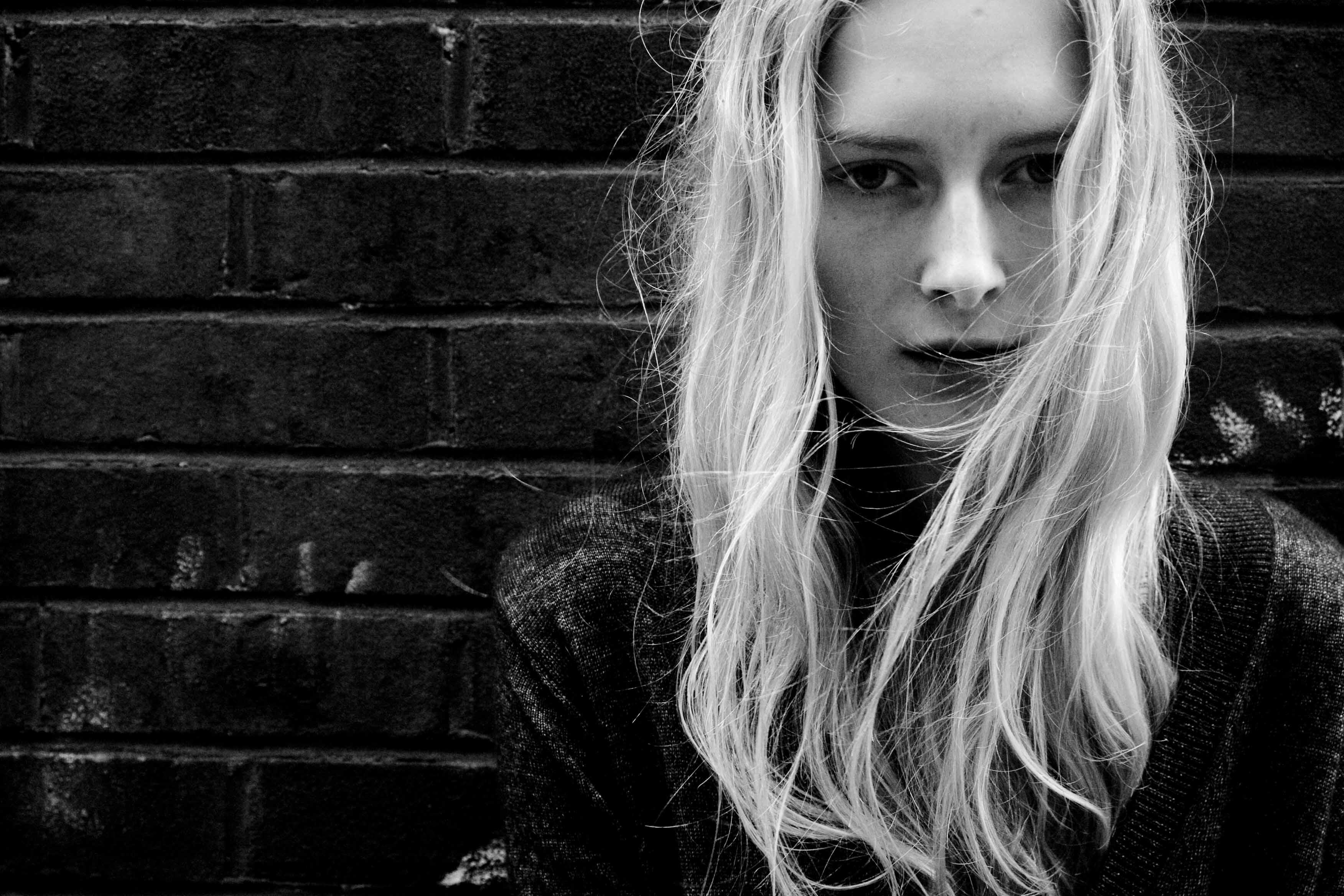 ALENA IN BLACK AND WHITE