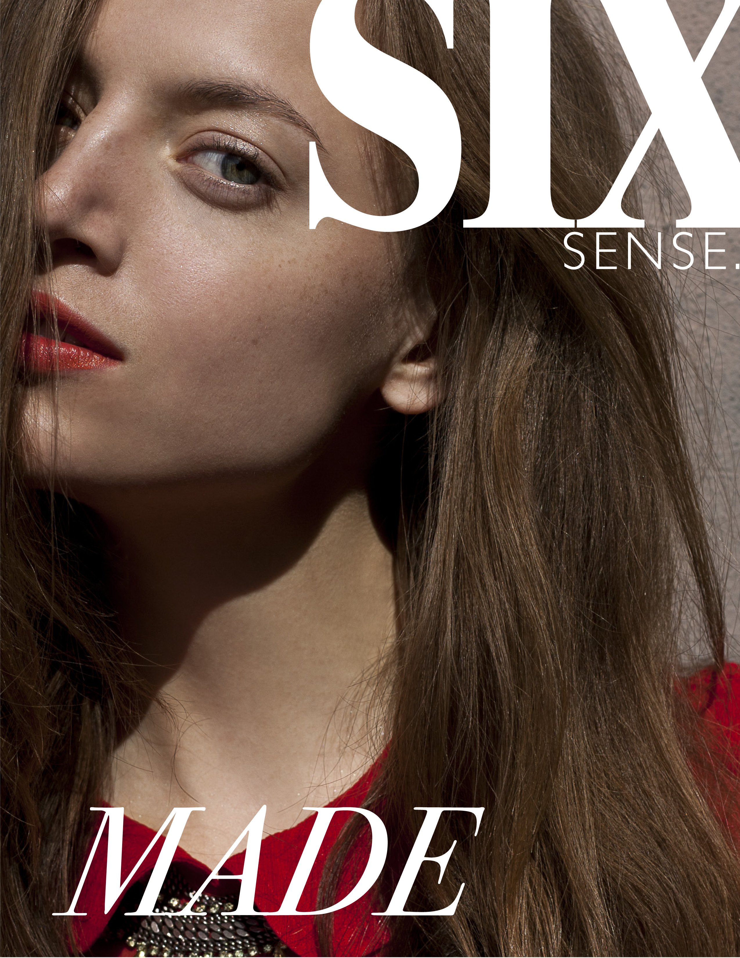 SIX MAGAZINE ISSUE 2 // MADE