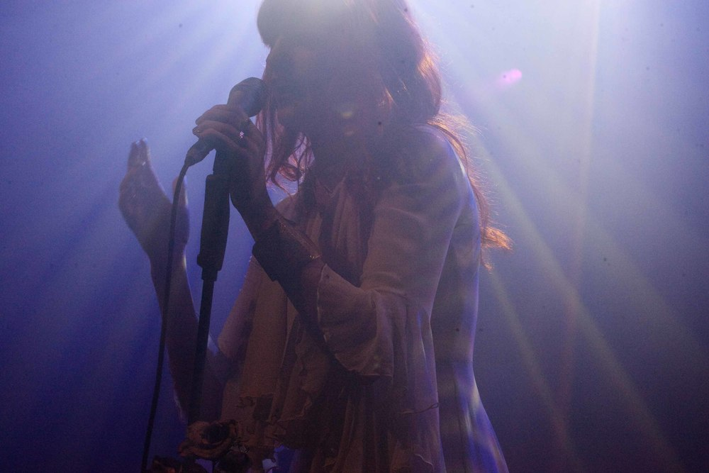 Florence and the Machine // live