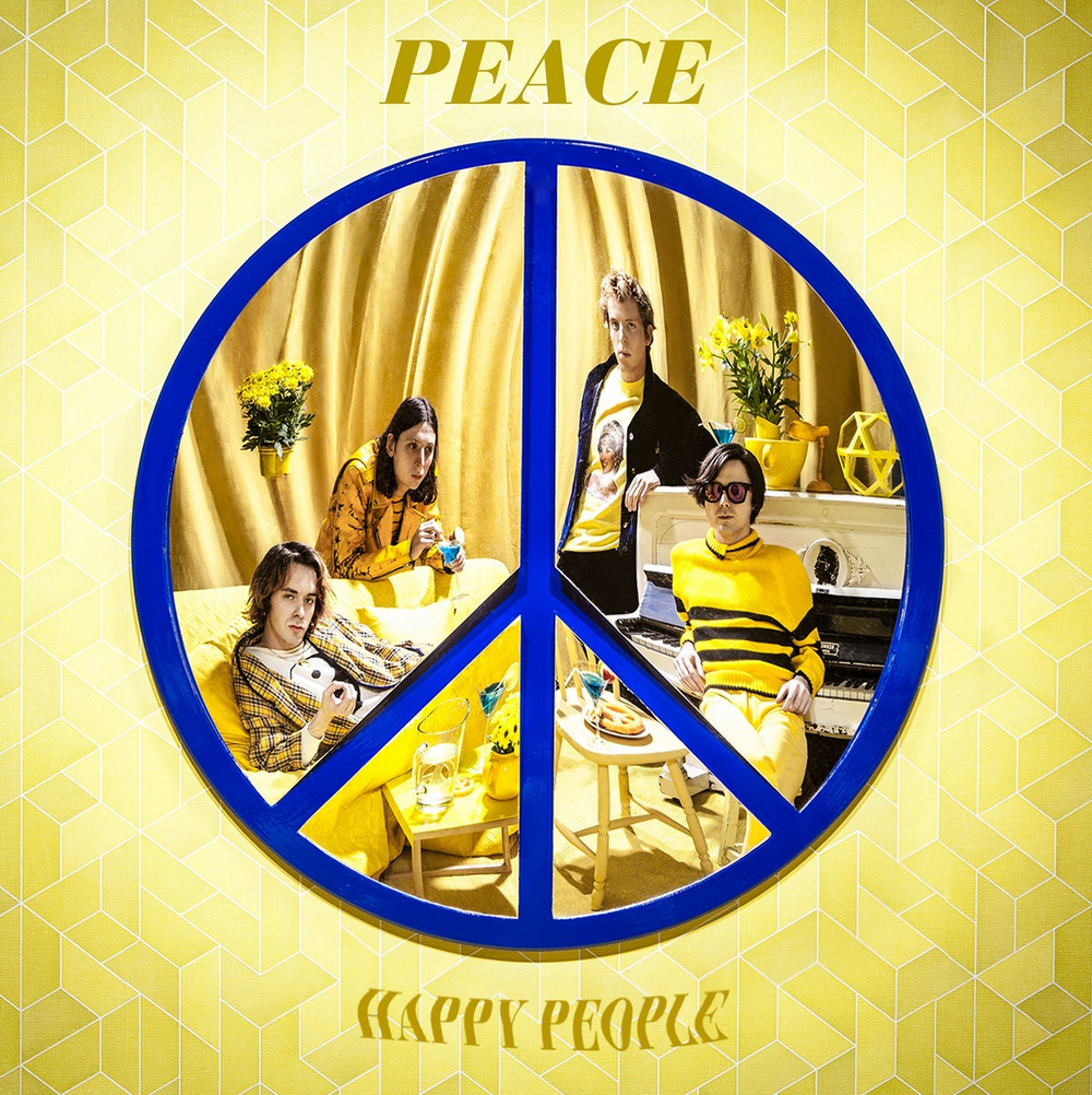 // Peace 'Happy People'