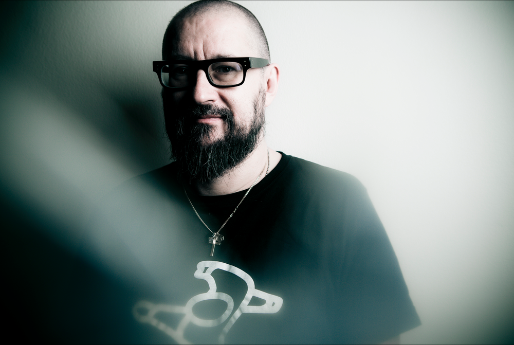 Clint Mansell by Fiona Garden, March 2016