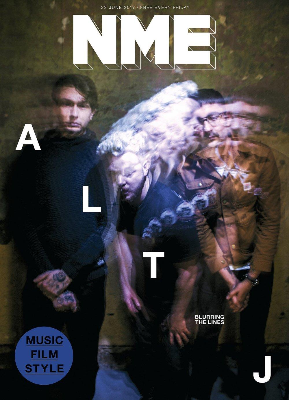 // ALT J for NME