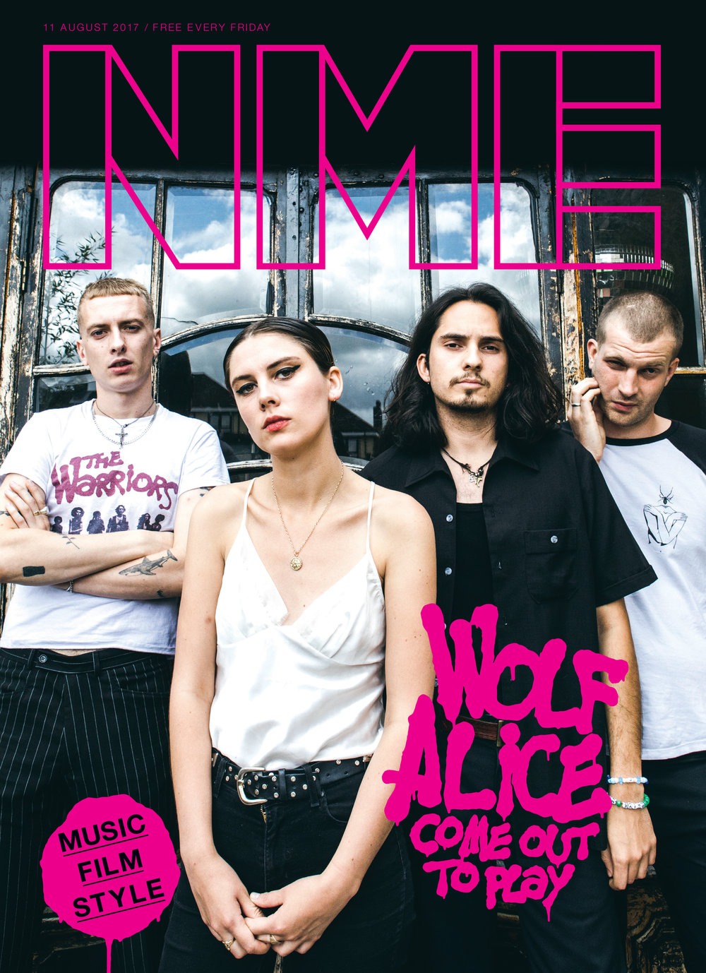 // Wolf Alice for NME
