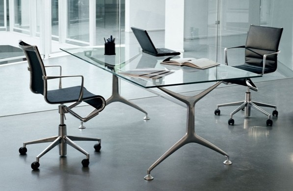 Alias Frame Table — Italinteriors Contract