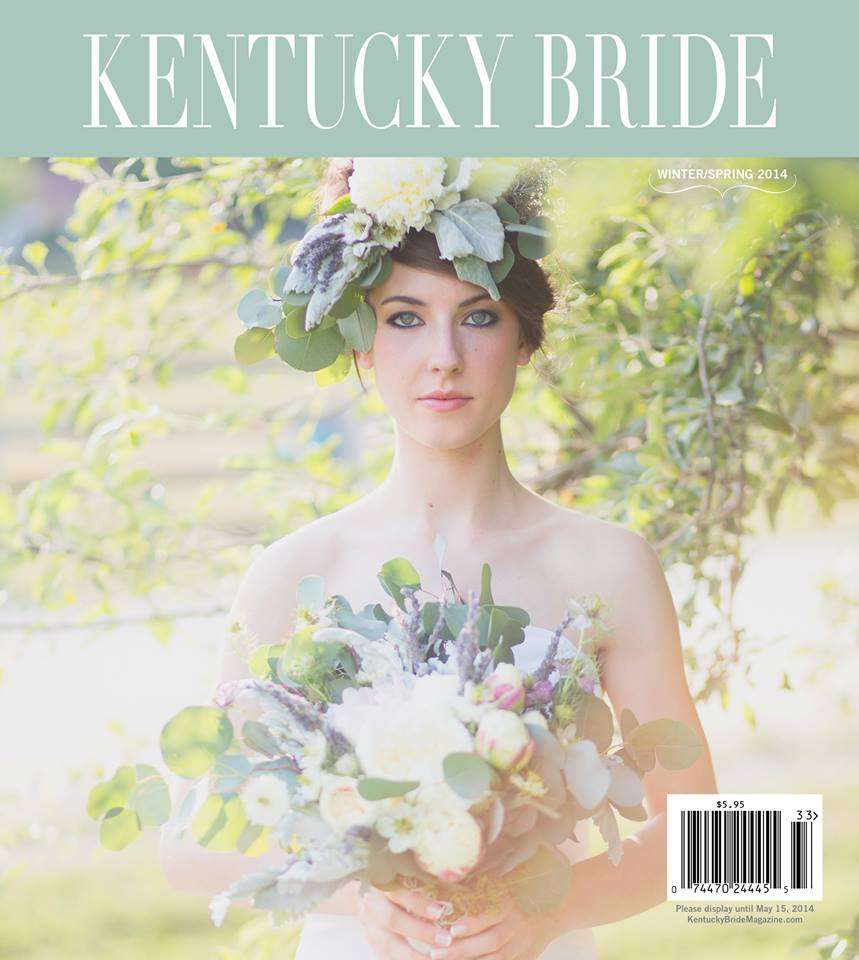 Kentucky Bride Magazine Winter 2014