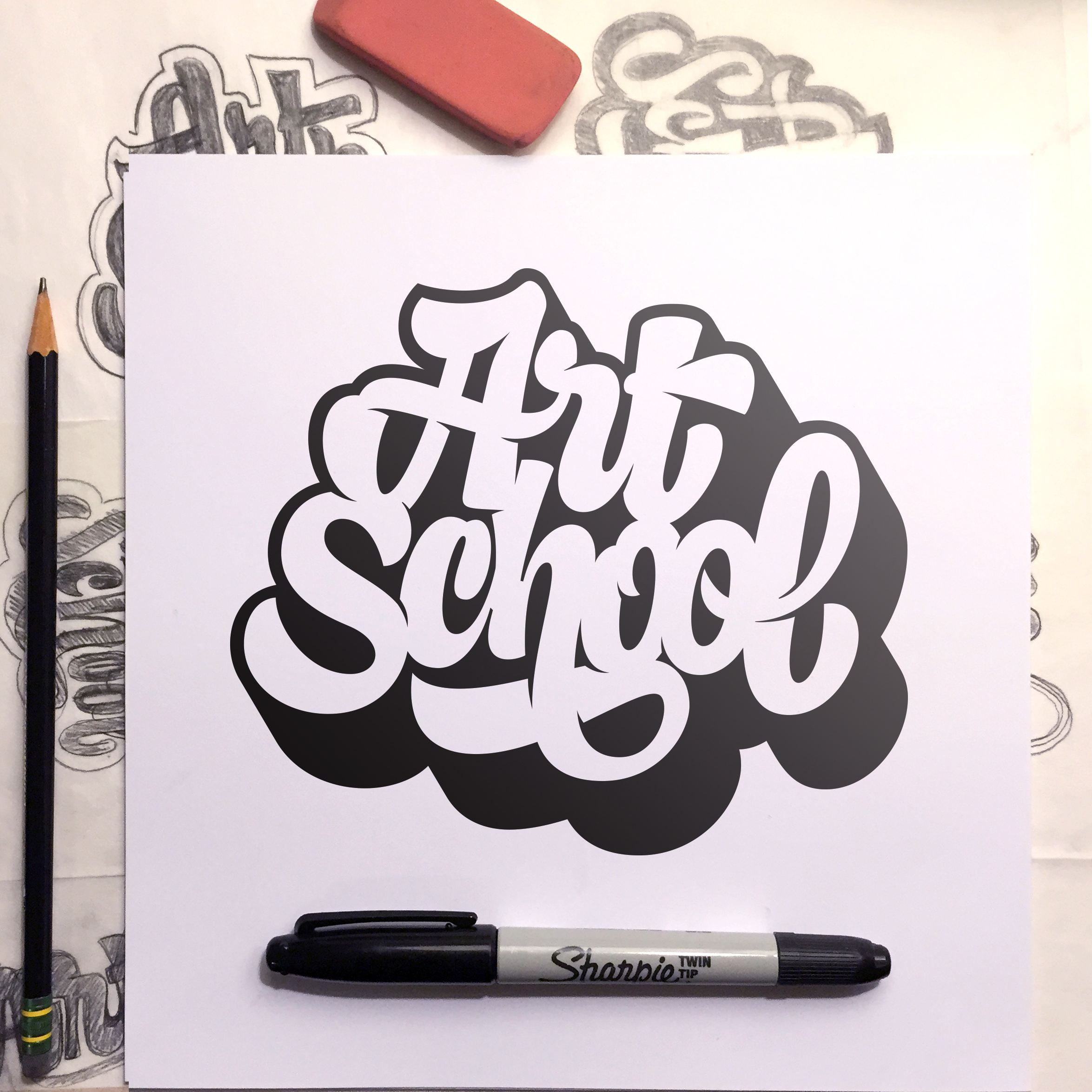 typography artists