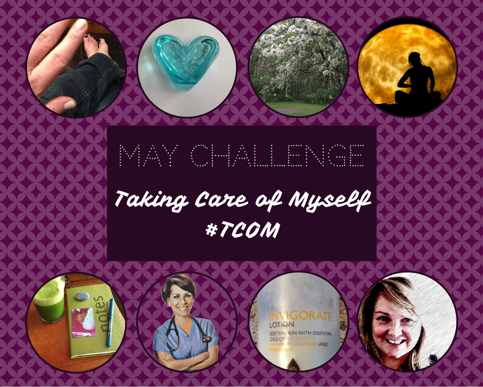 The visual weekly wrap-up: #TCOM included a wellness visit to the doc, using a favorite lotion, green juice and journaling, being with nature, appreciating the full moon and spending time with & cherishing the love of my family & friends. [The doc & full moon pics are sued with permission from    Creative Commons Deed CC0  .]