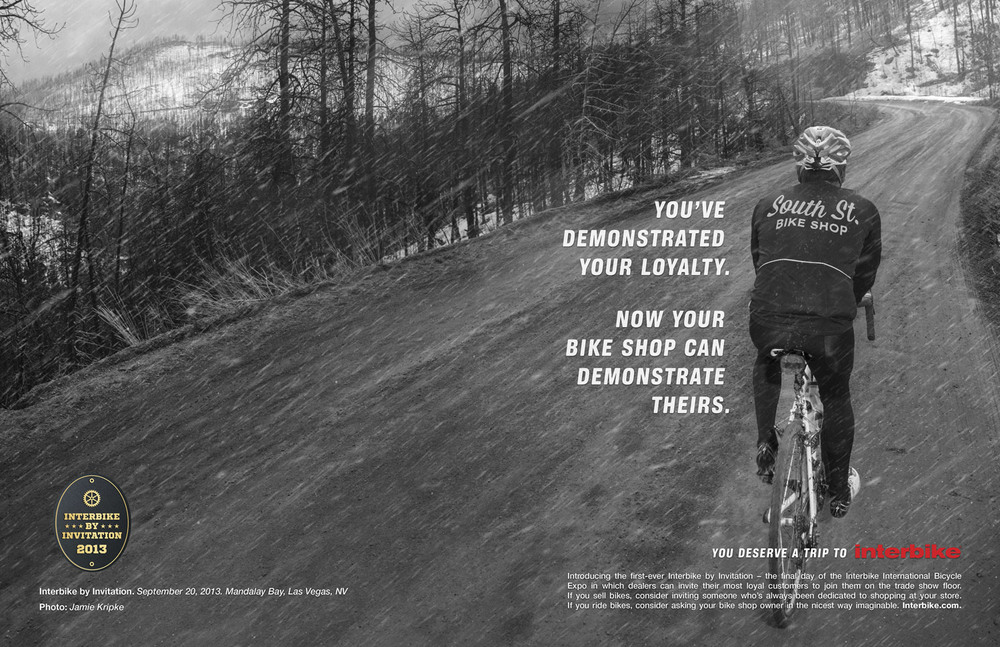 TDA Advertising & Design / Interbike