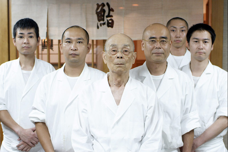 Guess which one is Jiro?
