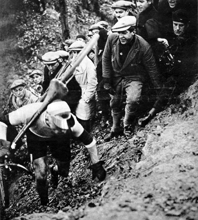 Championnat Parisien de Cross Cyclo-Pédestre, 18 Feb 1930