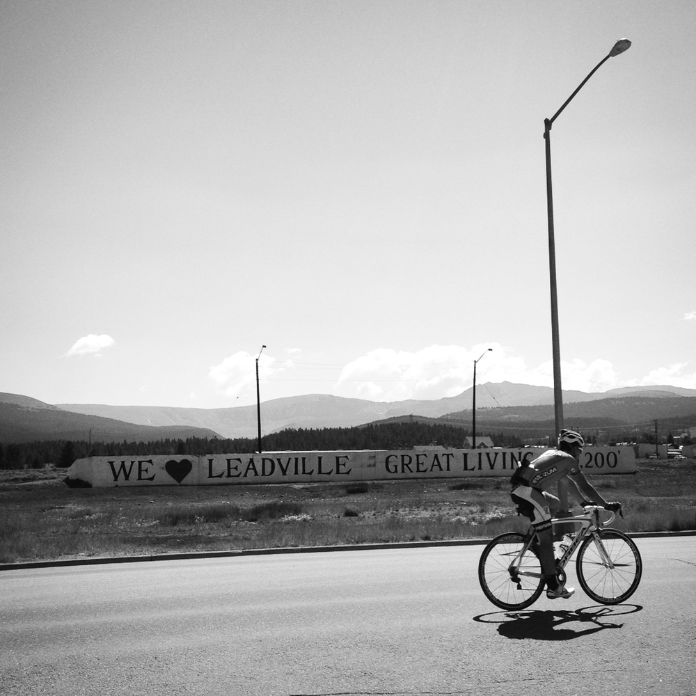 At 10,000 feet, Leadville is tough to get to, easy to leave.
