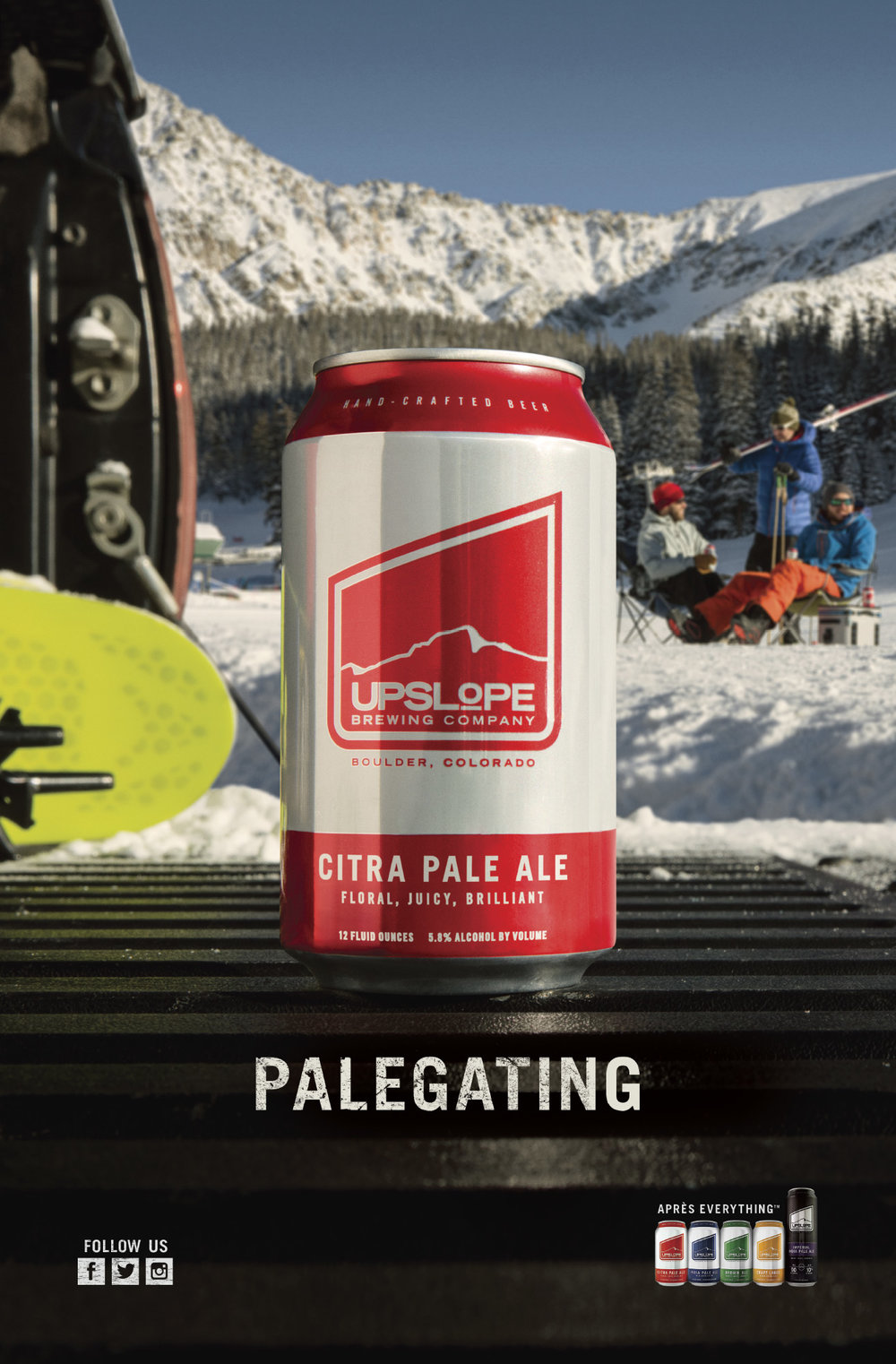Fortnight Collective / Upslope