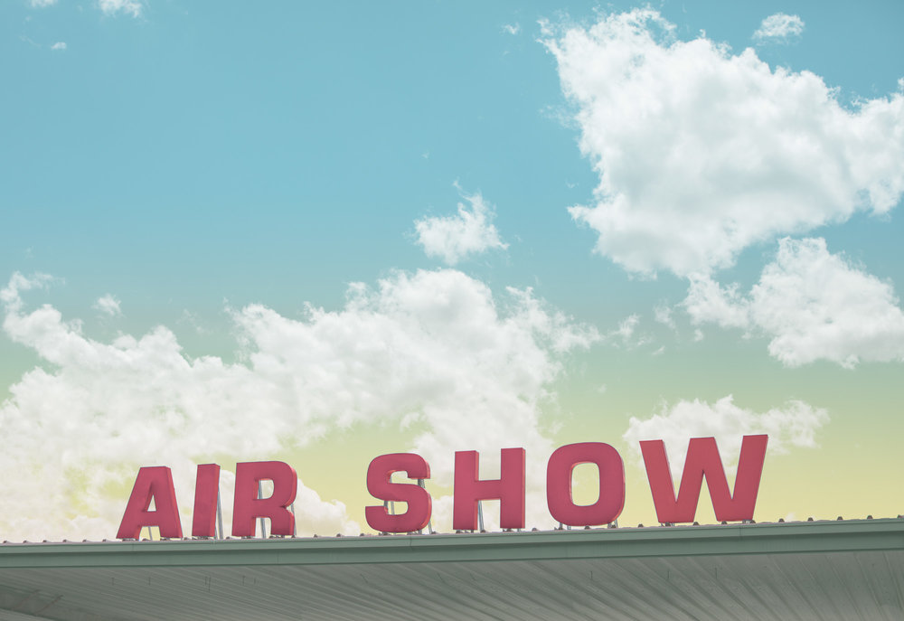 Just added: Air Show. A personal project shot in Dayton, Ohio.