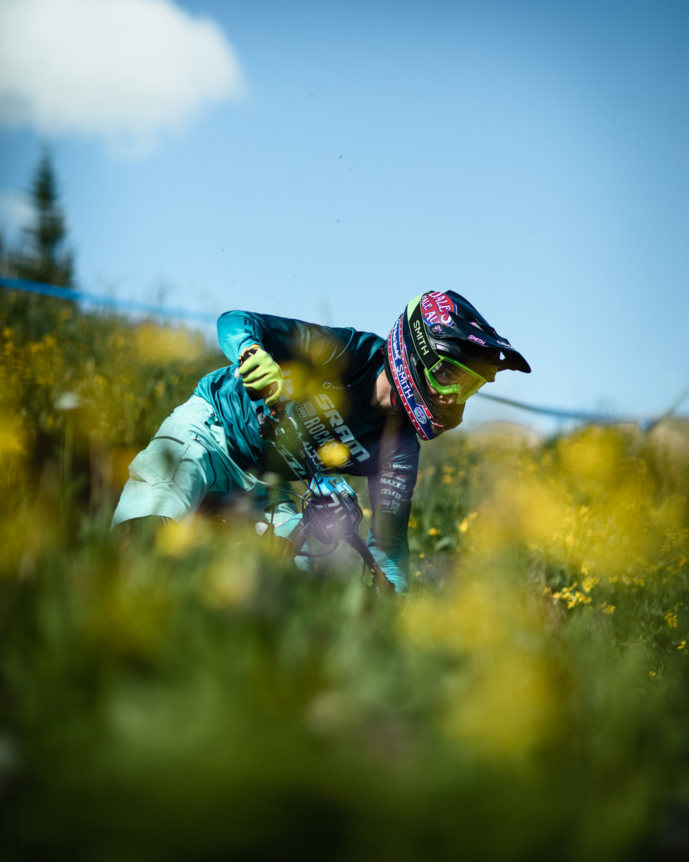 Endure World Series at Snowmass, CO.
