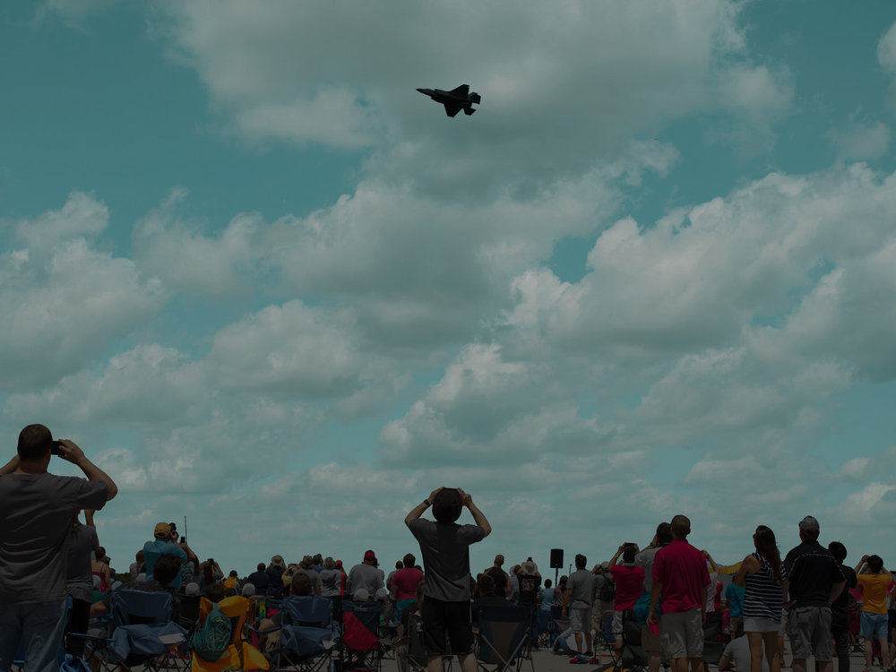 Air Show - A visit to the birthplace of aviation for one of the biggest shows in the world.