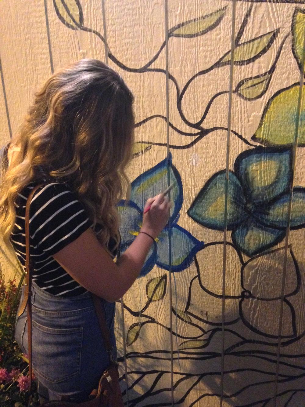 Community Mural Painting