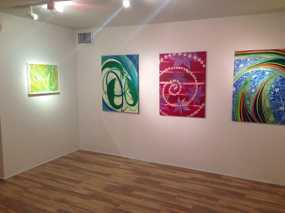 Kerin Bowen Paintings