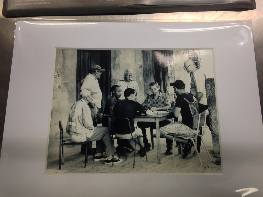 - Bonnie Lynn's photo of men playing cards in Cuba (New York, NY)