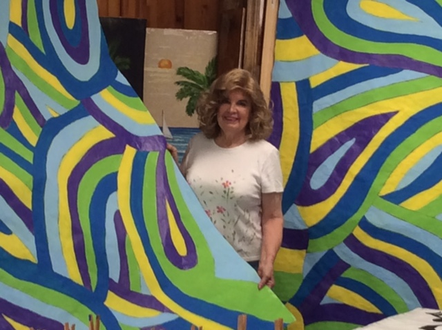 - Noël Fuoto murals for Camp Jam (Irmo, SC)