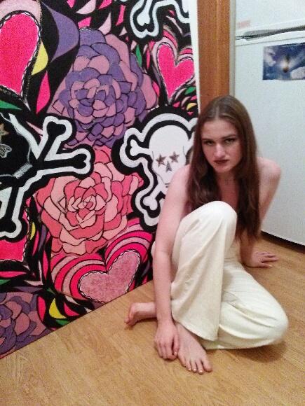 Kerin Bowen by Angelo Canales