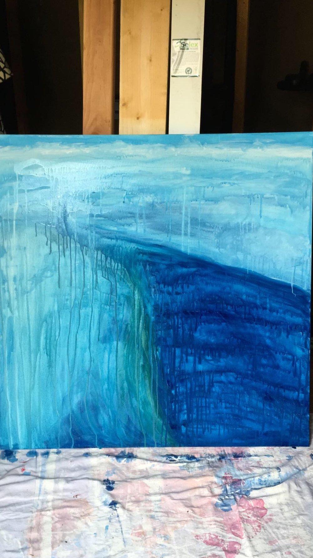 Kerin Bowen Painting