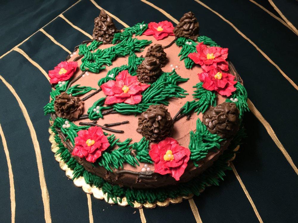 Holiday Cake by Mama Challah, NYC