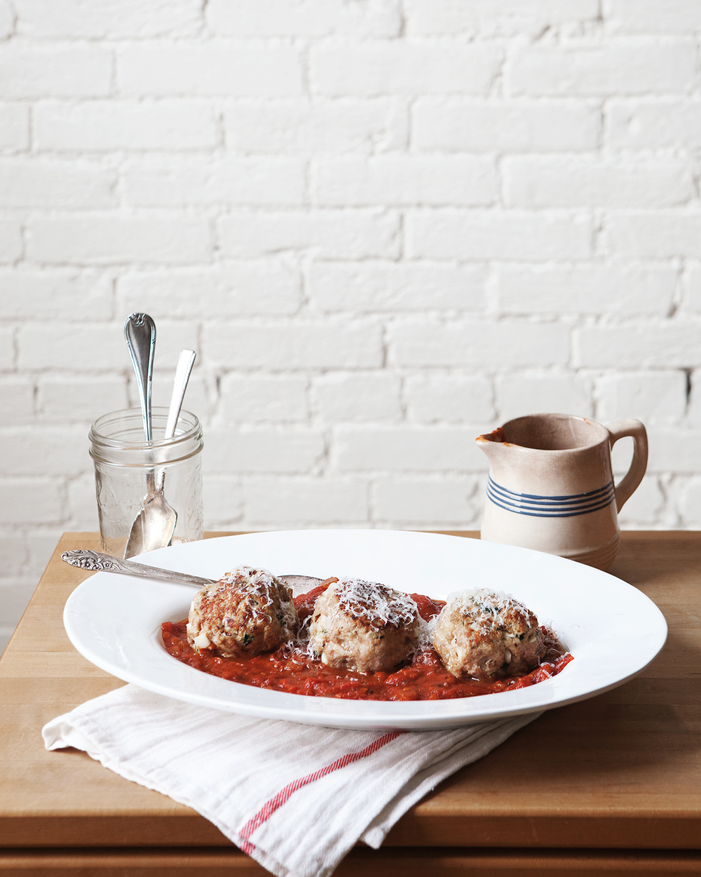 how to make meatballs with turkey meat
