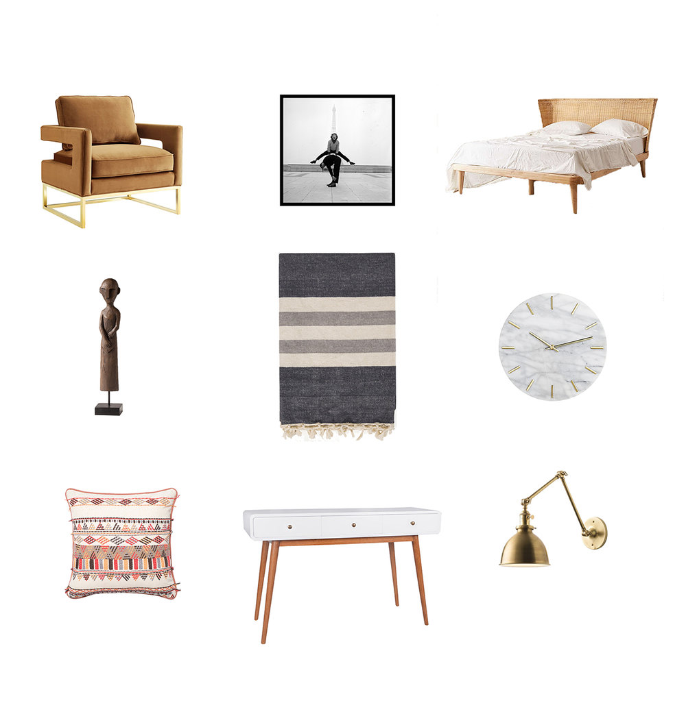 Getting Inspired | Room by Room