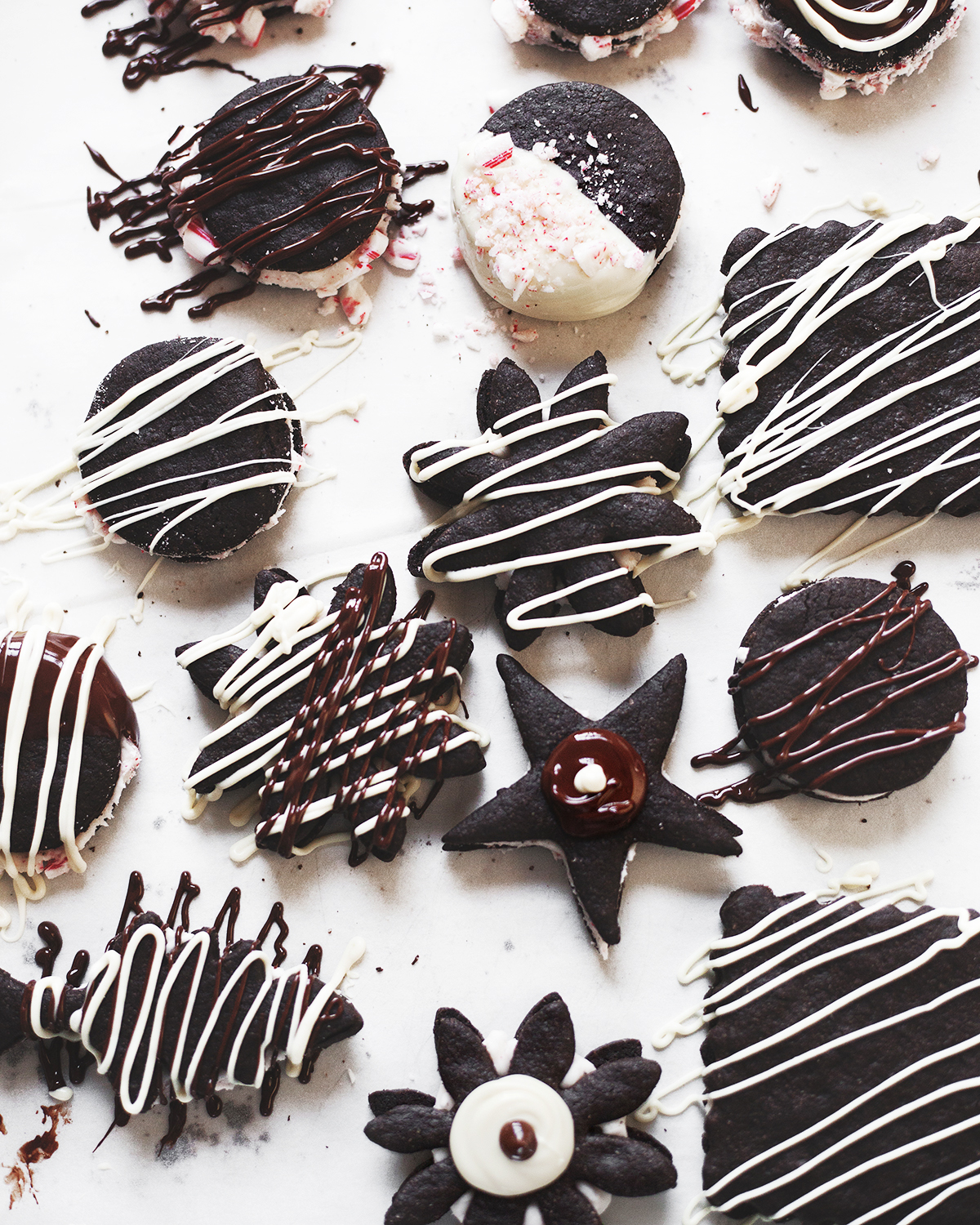 Food And Wine Chocolate Mint Cookies Journal Better Happier