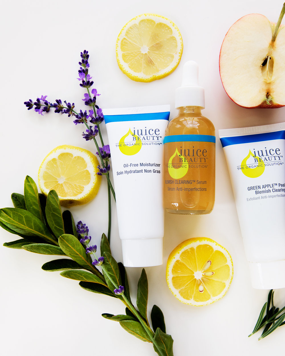 organic blemish solutions - from Juice Beauty