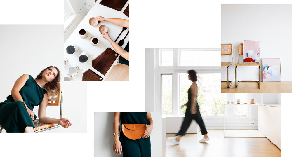 female not factory - Meredith Brockington | founder of AMIE