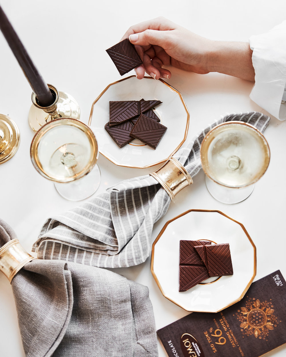 Chocolate + bubbles - featuring CéMoi Chocolatier