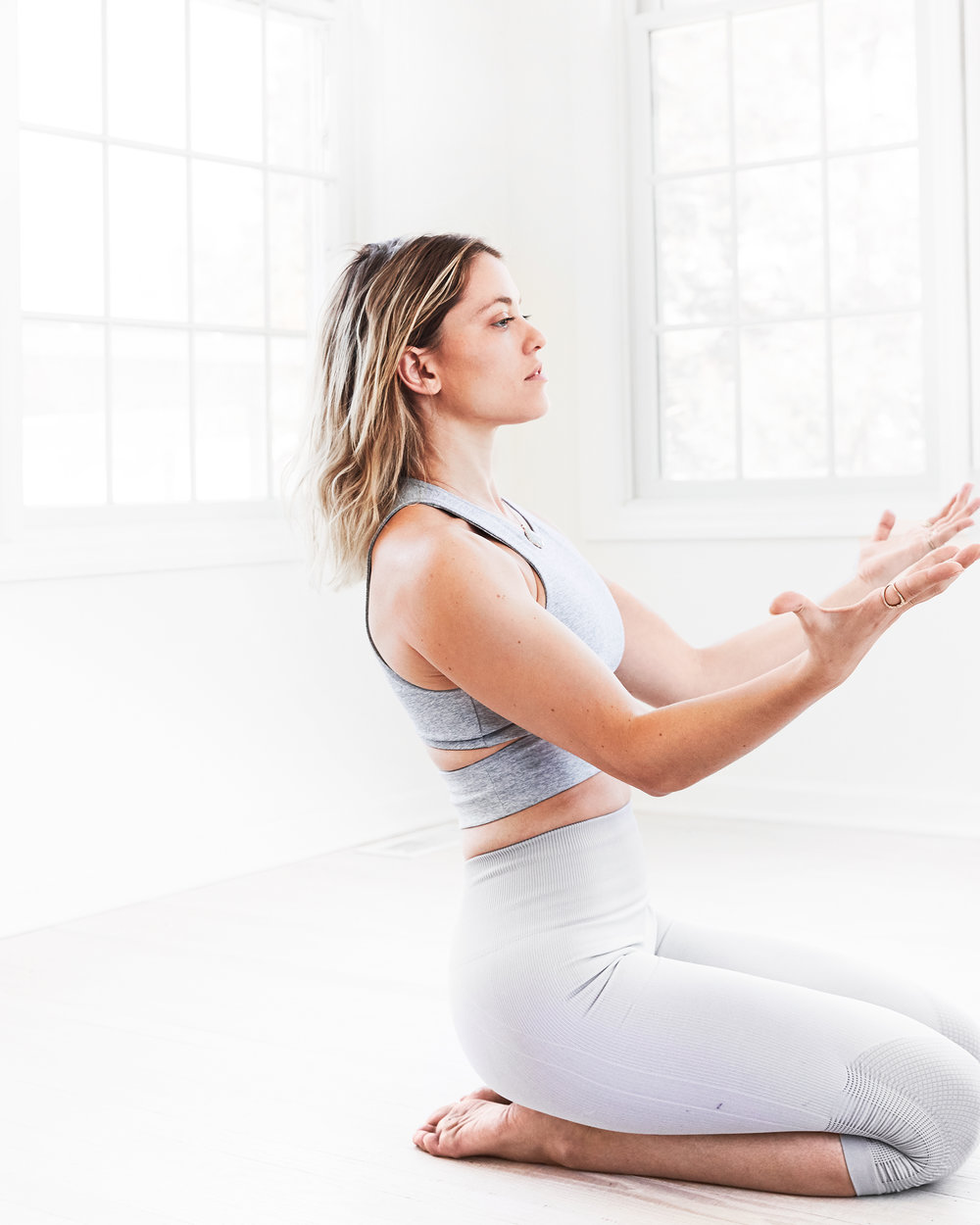 It balances intensity and fire with introspection and softness. It is designed in a way to get you out of your head and back into your body, which for many people is extremely cathartic. -
