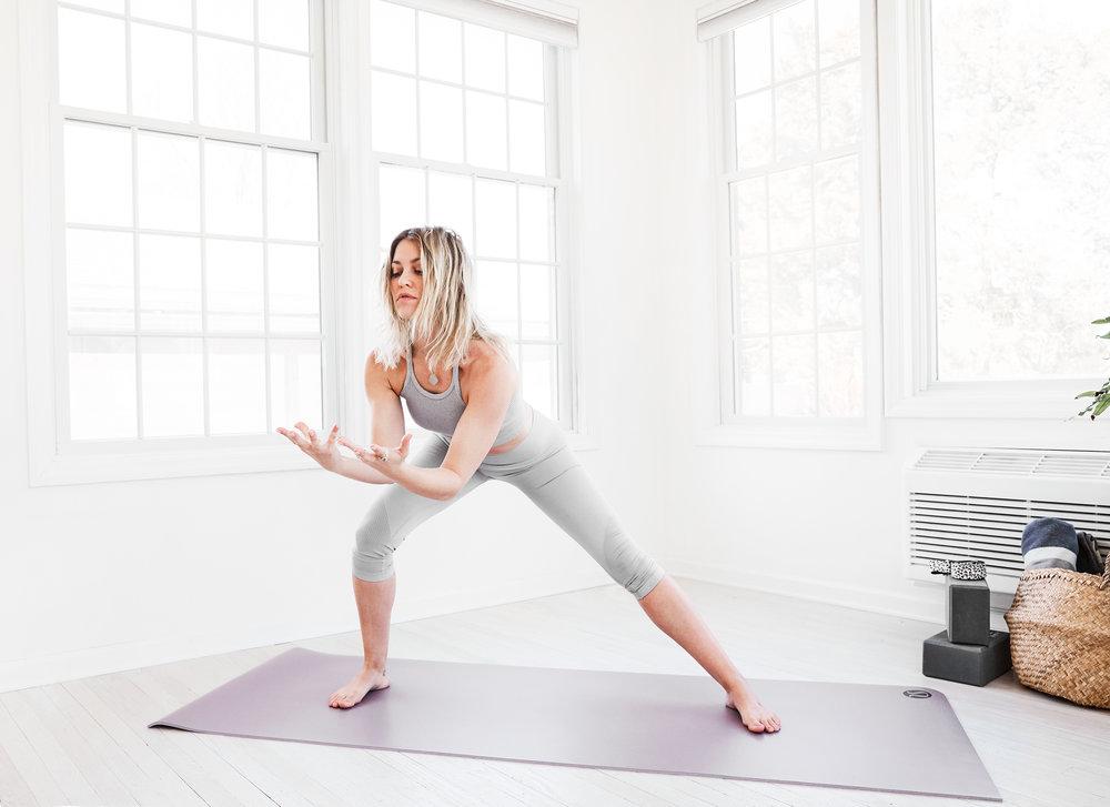 Hannah shelly - Yoga Instructor   Teacher at The Class   Reiki Practitioner
