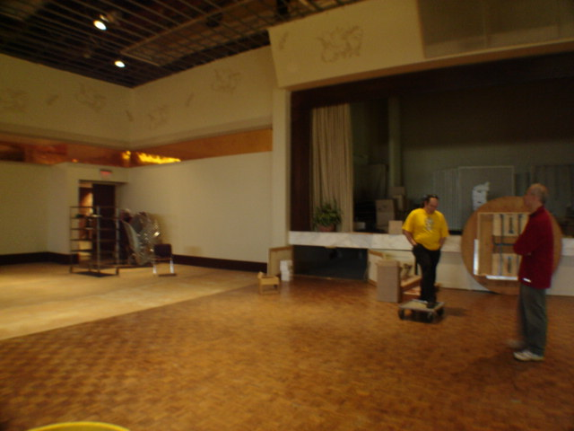 Before Renovation