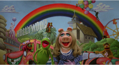 "Sesame Street ""The Rainbow Connection"""