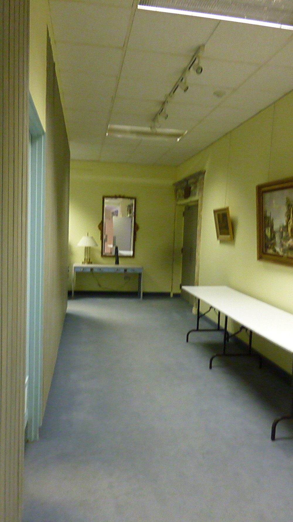 Before - Corridor - Secondary