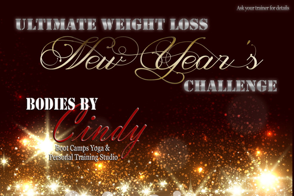 Bodies by Cindy New Year's Challenge Ad