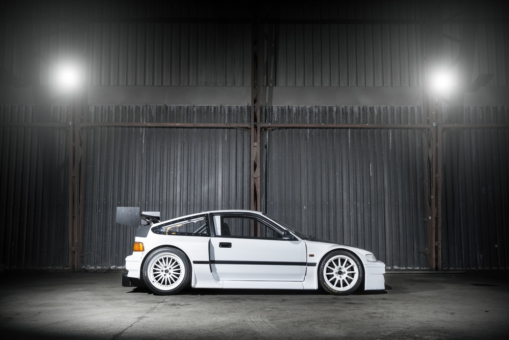 Honda CRX V8 The cover animal of January 2016's issue of Practical Performance Car Magazine; this monster re-writes the rule books on how meticulous a project can be!