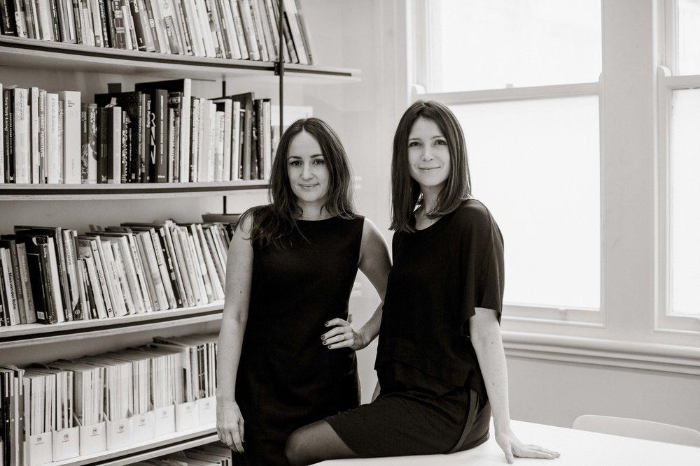 Directors Jessica Barter & Maggie Carroll - PHOTOGRAPH Anna Kidman