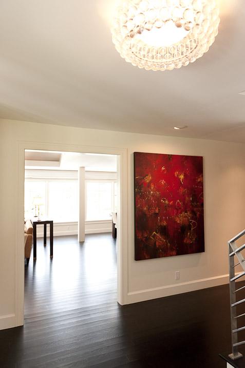 Foyer Ideas Australia : Windermere remodel — paul moon design residential