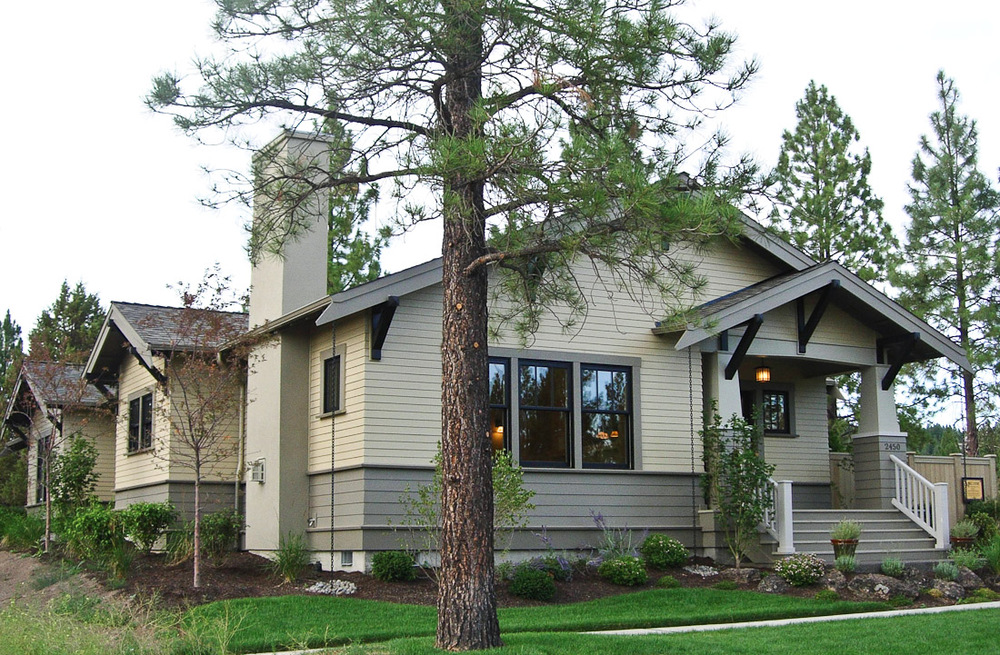 Bend Oregon Residence New Home Architecture Paul Moon